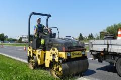 Remonty cząstkowe nawierzchni asfaltowych